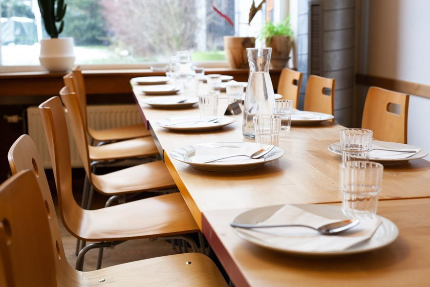 Catering service: Catering service in onze ruimte in Mundo-B